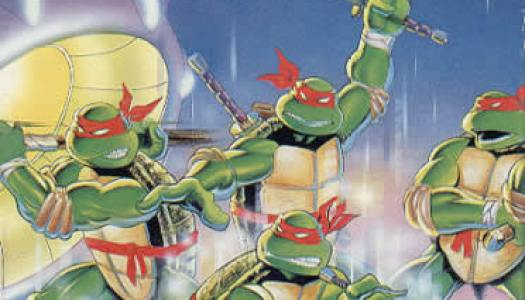 TMNT (NES) Coming to VC!