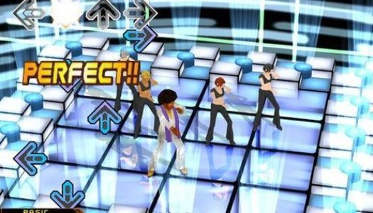 Dance Dance Revolution Wii: Screens