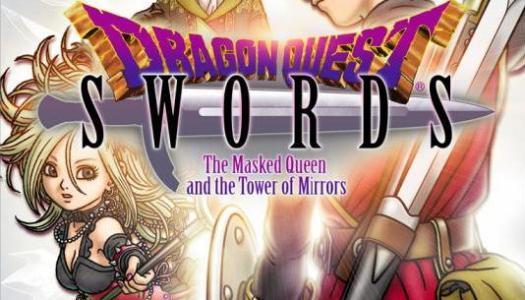 Dragon Quest Swords: Boxart