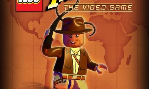Lego Indiana Jones Artwork