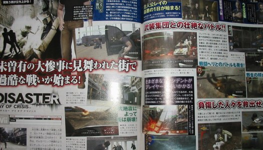 Famitsu Scans: Disaster and More