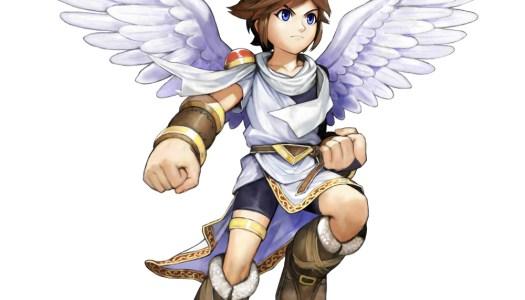 Kid Icarus: Uprising Art