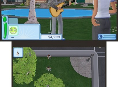 E3 2010: The Sims 3 Screens – 3DS
