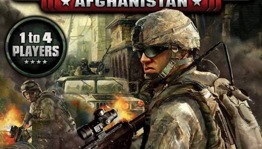 Pure Nintendo Review – Heavy Fire: Afghanistan