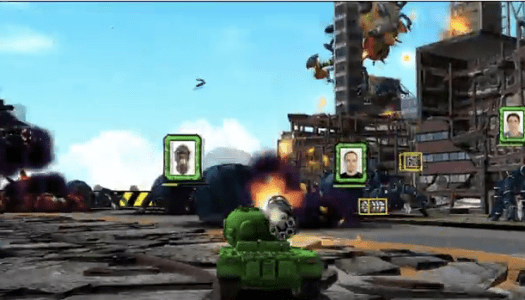 Wii U – Namco Bandai – Tank! Tank! Tank! E3 Trailer