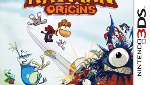 Review: Rayman Origins 3DS