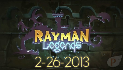 Rayman Legends comes to Wii U February 26, Feb. 28 in Europe, March 1 in UK