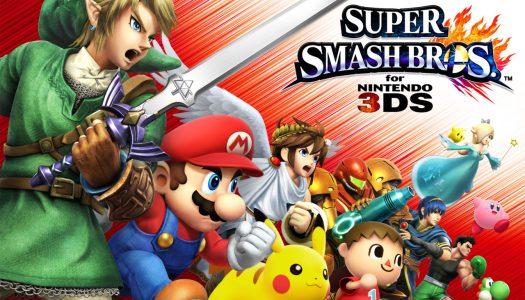 Super Smash Bros. for 3DS National Open Tournament Live Stream