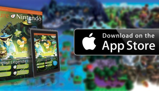 Pure Nintendo Magazine now available for Apple's iOS Newsstand