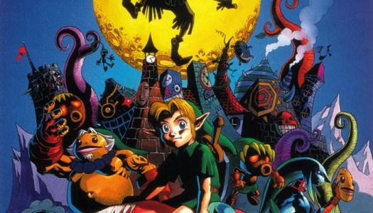 Retro Review: Majora's Mask (N64)