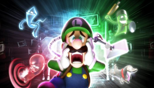 Luigi shines in 'Did you know gaming?' feature