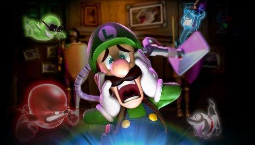 PN Review: Luigi's Mansion: Dark Moon