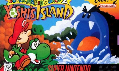 Retro Review: Yoshi's Island (SNES)