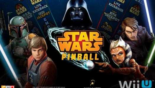 Star Wars Tables Now Available For Zen Pinball 2 On Wii U