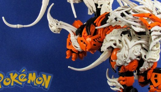 Incredible LEGO Pokemon Sculptures