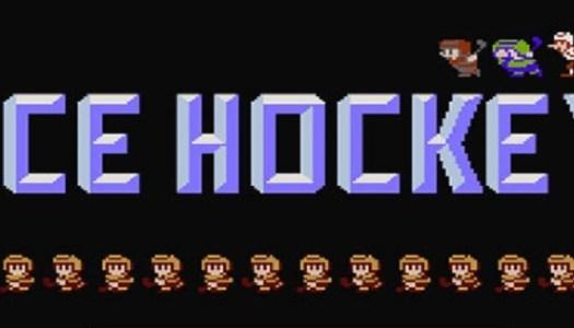 Retro Review: Ice Hockey (NES)