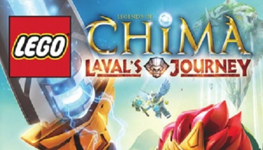 PN Review: LEGO Legends of Chima – Laval's Journey (DS)