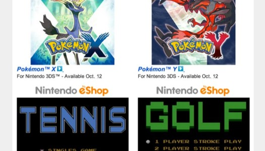 Nintendo Download – October 10, 2013