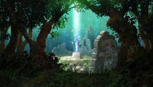 PN Review: The Legend of Zelda: A Link Between Worlds