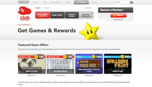 Club Nintendo North America Discontinuing Post-Play Surveys For Wii & DS Games