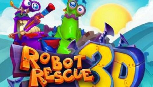 PN Review: Robot Rescue 3D
