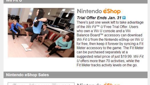 Nintendo Download – January 23, 2014