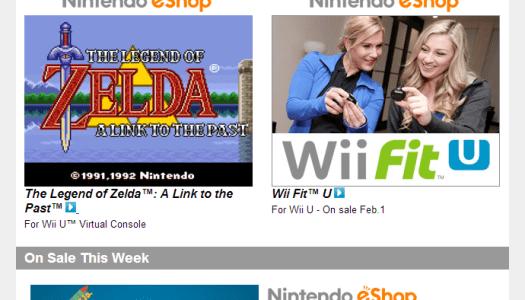 Nintendo Download – January 30, 2014