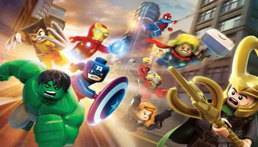 PR: LEGO Marvel Super Heroes: Universe in Peril now on Nintendo DS