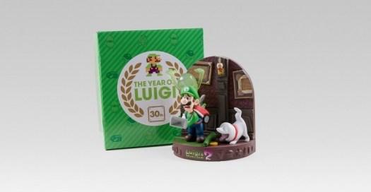 Australian Club Nintendo Offers Luigi's Mansion 2 Diorama