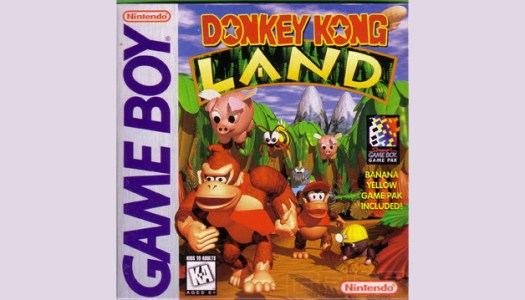 Donkey Kong Land to Release on 3DS VC in Japan