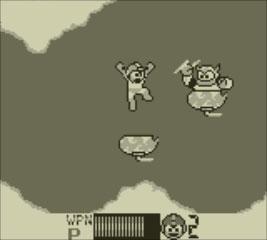 Mega Man Dr. Wily's Revenge - gameplay
