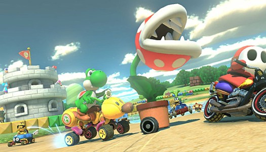 Mario Kart 8's Expanded Item Customization
