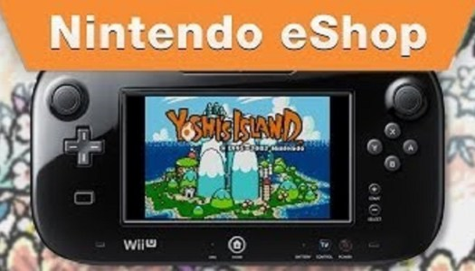 PN Review: Yoshi's Island: Super Mario Advance 3 (Wii U Virtual Console)
