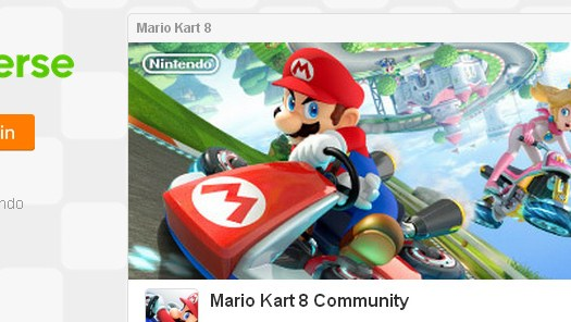 Mario Kart 8 Miiverse Now Open for Everyone