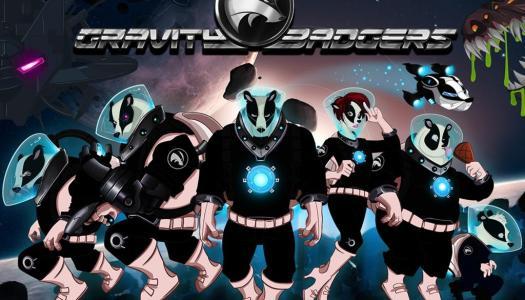 PN Review: Gravity Badgers (Wii U eShop)