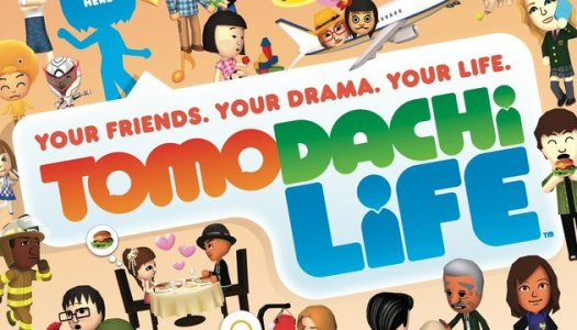 PN Review: Tomodachi Life