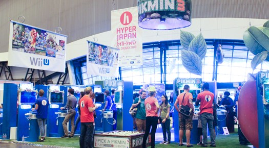 Nintendo Showing Wii U and 3DS Titles at HYPER JAPAN 2014 in London this July