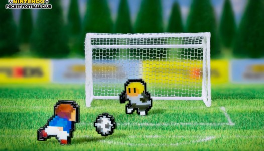 New Puzzle Swap available on 3DS for Nintendo Pocket Football Club