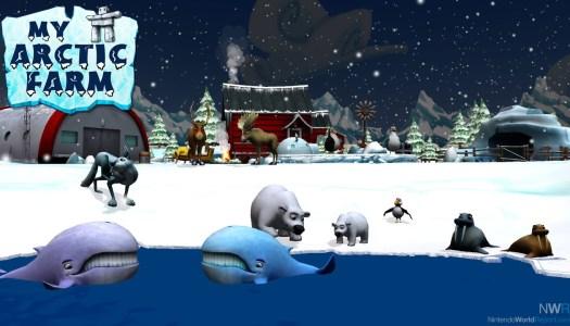 PN Review: My Arctic Farm (WiiU Eshop)