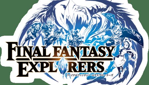 Final Fantasy Explorers Collector's Edition Announced