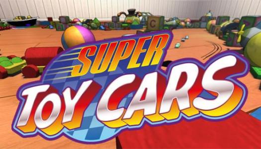PN Review: Super Toy Cars (WiiU Eshop)