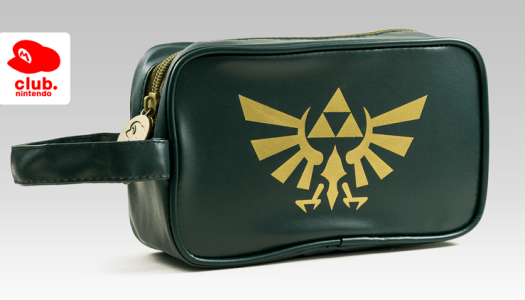 Club Nintendo Europe and Australia Add New Zelda Carry Case