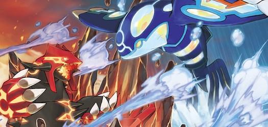 Latest Pokémon Movie Will Star Primal Kyogre and Primal Groudon