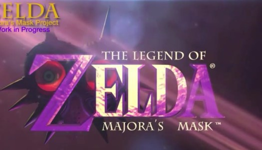Video: Majora's Mask Fan Remake Project