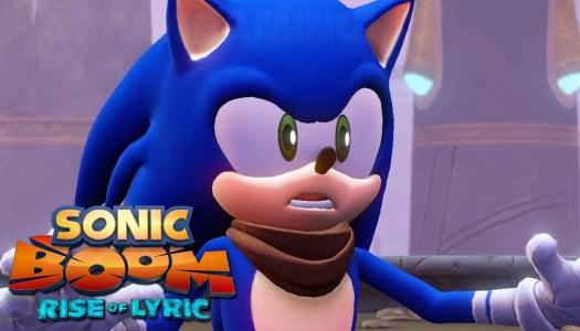 Video: Sonic Boom Trailers