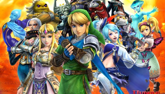 Hyrule Warriors: Definitive Edition revealed for Switch