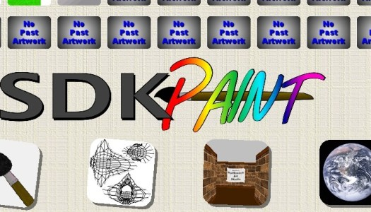 PN Review: SDK Paint (WiiU Eshop)