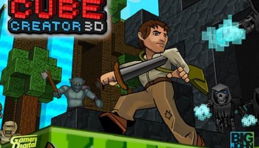Cube Creator 3D News From Big John Games