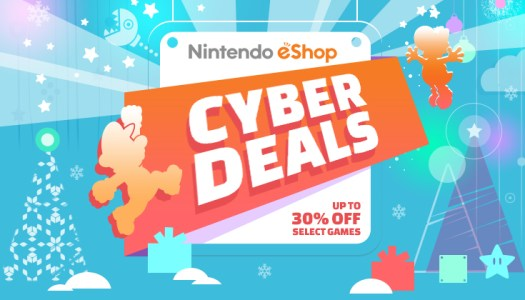 Save On Select eShop Titles During Nintendo's 'Cyber Deals' Sale