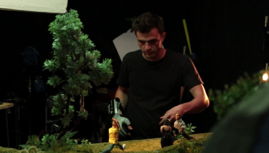 Dillon Markey Animates With Power Using A Modded Power Glove